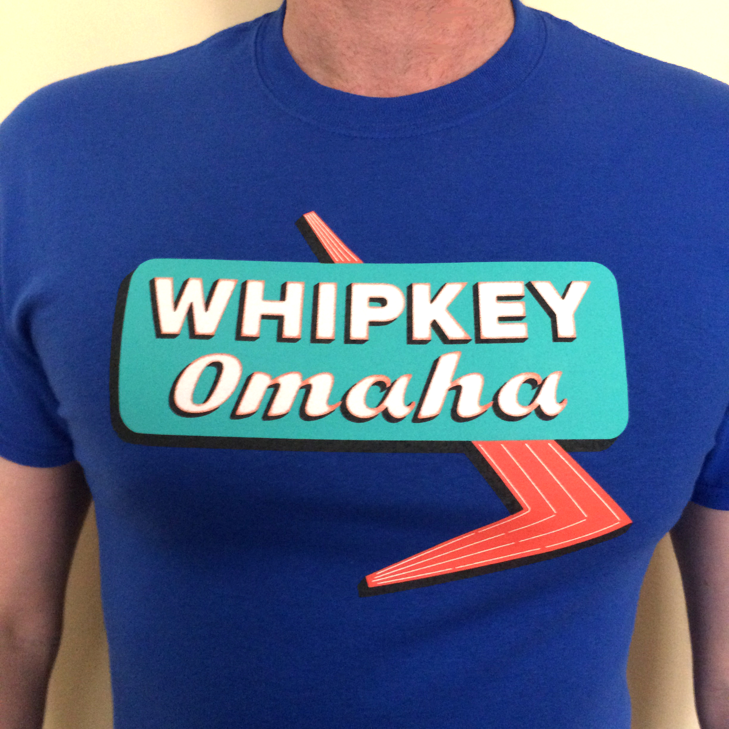 Whipkey omaha t shirt matt whipkey for Wordpress t shirt store theme free